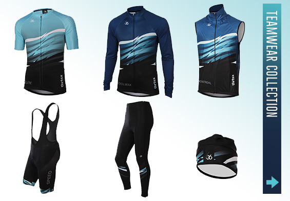 custom cycling wear design and print
