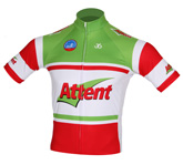 Cycling jersey attent