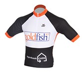 Cycling wear goldfish