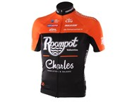 Wielershirt Team Roompot - Charles 2019