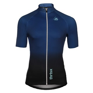 Slider - Cycling Jersey, blue/black